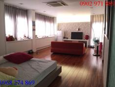 Nhà đầy đủ tiện nghi 260m2 đường 61, Thảo Điền, Q.2 cho thuê giá 48,5 triệu/th