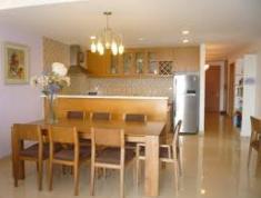 Cho thuê căn hộ River Garden 158m2, 4 PN, nội thất cao cấp, 31.62 triệu/tháng, 0919408646