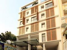 Bán tòa nhà căn hộ dịch vụ phường Thảo Điền, quận 2, DT 257m2, 5 lầu, 18 phòng, 36 tỷ. 0932777828