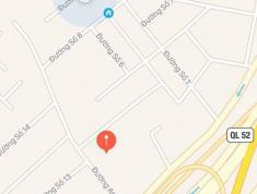 Bán nhà đường Số 9, P.An Phú, gần khu dân cư The Vista An Phú, khu dân cư tập trung, an ninh tốt