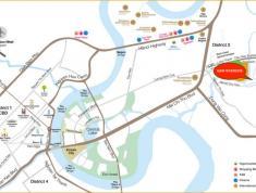 Gem Riverside, Q2, hội tụ những tinh hoa của resort và căn hộ nghỉ dưỡng chỉ 250tr. LH 0902790720