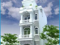 Bán nhà đẹp, phường An Phú, quận 2, 5x20m, 1 trệt, 2,5 lầu, hướng TN, giá 14,3 tỷ. 0909817489