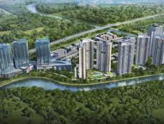 Bán căn hộ Palm Garden, Q2 của Keppel Land, tầng cao view sông, full nội thất chỉ từ 33tr/m2