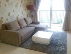Cho thuê căn hộ chung cư parcspring q2, 2pn, full nội thất, view sông, hình thật 100%