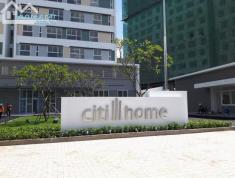 Cho thuê căn hộ Citi Home, căn Góc 2 PN - 2 WC, DT: 64 m2 lầu cao view sông thoáng mát, căn Góc siêu đẹp, 5.5trieu/tháng