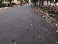 Gia đình tôi cần bán gấp lô đất mặt tiền Nguyễn Quang Bật, P. Thạnh Mỹ Lợi, Quận 2