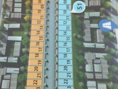 Thanh lí 5 lô đất mặt tiền Song Hành Quận 2, gần trung tâm thương mại