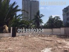 Cho thuê đất mặt tiền đường Nguyễn Ư Dĩ Thảo Điền Quận 2, 400m2,Giá 40 triệu/tháng. Lh 0918860304