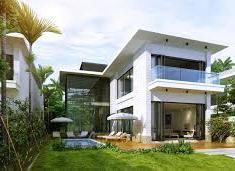 Villa Khu Compound Quận 2, Diện Tích 120m2 Giá 6000usd/tháng