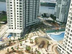 Bán căn hộ 2 phòng ngủ, H-12.08, tháp Hawaii, căn góc, view hồ bơi, sông Sài Gòn, 4,5 tỷ (có VAT)