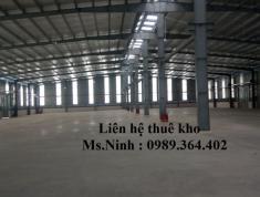 Cho thuê kho chính chủ tại KCN Cát Lái, quận 2, Tp.HCM, lh 0989.364.402