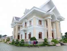 Bán nhà biệt thự căn góc khu dân cư Bình Khánh, 17,3 hecta, đường Lương Định Của, Q2. DT 500m2