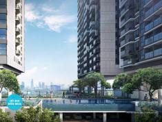 Căn hộ One Verandah Mapletree Singapore,liền kề Đảo Kim Cương Quận 2,view trực diện sông Sài Gòn