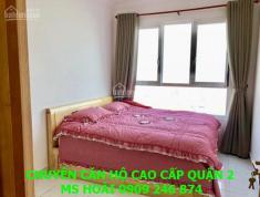 Thiện chí muốn bán nhanh căn hộ The Krista 3 PN view sông tầng trung giá 3,1 tỷ LH 0909246874