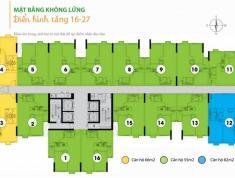 Cần bán gấp căn hộ quận 2, 2 phòng ngủ, view sông, Giá 1.680 tỷ bao VAT. LH 0902 807 869