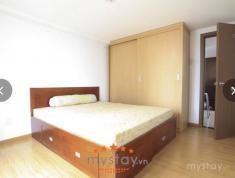Cho thuê căn hộ quận 2 đường Nguyễn Duy Trinh, 3 phòng ngủ, có lửng, full nội thất 10 triệu/ tháng