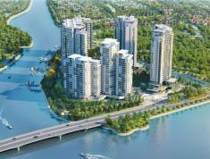 Bán căn hộ 3 phòng ngủ Ba-27.07 tháp Bahamas, Đảo Kim Cương, view sông SG, nội thất đầy đủ, 7 tỷ
