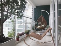 Cho thuê căn hộ Đảo Kim Cương, 3 phòng ngủ, tháp T3, tầng cao, DT 185m2, full nội thất