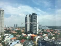 Căn hộ 1 phòng gnur tầng thấp Gateway Thảo Điền cần bán