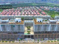 Bán căn hộ Sarica 2PN, lầu 6, view nhìn về thành phố, giá 9.5 tỷ. LH xem nhà 0933786268 Mr Sinh Đinh