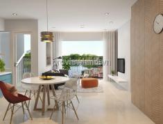 Cho thuê căn hộ Palm Heights nằm trong khu dân cư Nam Rạch Chiếc tọa lạc tại phường An Phú, quận 2