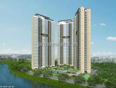 Biệt thự ven sông cao cấp Palm Residence. DTSD 260m2, 1 trệt 2 lầu