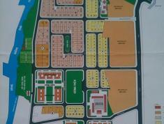 Kẹt tiền bán gấp lô B, 8*20m, KDC Đông Thủ Thiêm, Q2, cạnh Lakeview Nova