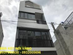 Cần bán nhà 1 trệt 3 lầu, DT 54m2, giá 4,6 tỷ, đường ô tô phường Bình Trưng Đông, quận 2