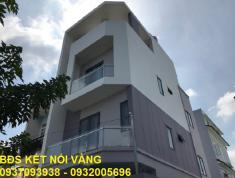 Cần bán căn nhà 1 trệt 2 lầu, sân thượng, DT 65m2, giá 5,5 tỷ, MT đường 24, P.Bình Trưng Đông, Q2