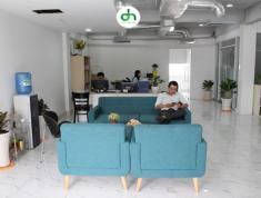 Cho thuê văn phòng nhỏ hoặc chỗ ngồi, giá 500 nghìn/người/tháng. LH 0919408646