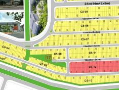 Có lô đất sổ đỏ cát lái giá tốt, khu C512, DT 110m2, giá 37 triệu/m2. Liên hệ 0915979186