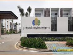Bán nhà phố Palm Residence, Quận 2. Diện tích 136m2, 1 trệt 2 lầu, giá 14 tỷ, bao hết