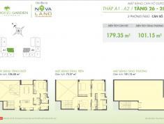 Cần bán căn penthouse Tropic Garden Q2, duplex 2T + tầng thượng, 280m2, 18 tỷ, full NT. 0906626505