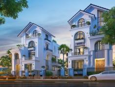 Bán biệt thự Saigon Mystery Villas, Quận 2, có diện tích 640m2, 1 trệt 3 lầu