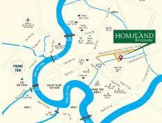 Bán officetel Hommyland 3 mặt tiền Nguyễn Duy Trinh, Q2. 65m2, hướng Nam, 1.63 tỷ. LH 0903 8242 49