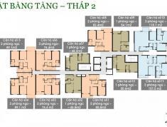 Bán nhanh căn hộ 1PN Vista Verde, DT 51m2, tầng cao, view trung tâm thành phố, giá 2.15 tỷ