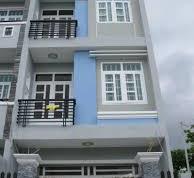 Nhà mặt tiền đường quận 2, diện tích 100m2, giá 40 tr/tháng
