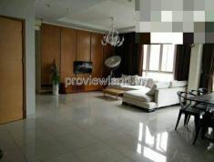 Căn hộ The Vista cho thuê tại tòa T3, tầng 17, 4 phòng ngủ, nội thất đầy đủ