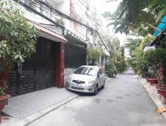 Biệt thự Thảo Điền, khu Làng Báo Chí, 110m2, 1 trệt + 1 lầu, 4PN, có gara ô tô cần bán gấp