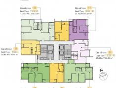 Cho thuê căn hộ Krisvue, Q2, DT 71m2, tầng cao, view sông biệt thự, 9,5 tr/th. Nhung 0938658818