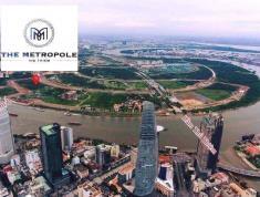 Căn hộ hạng sang The Metropole Quận 2 tại bán đảo Thủ Thiêm của CĐT Sơn Kim Land