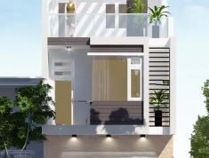 Bán nhà khu nhà ở Lương Định Của, Q2, 7mx20m, 1 trệt, 2 lầu, áp mái, sổ hồng. Giá 18 tỷ