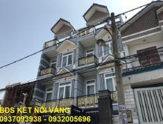 Bán căn nhà 1 trệt 3 lầu, DT 110m2, giá 6,9 tỷ, đường ô tô phường Bình Trưng Đông, quận 2