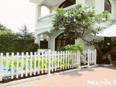 Cho thuê villa quận 2, diện tích 320m2, giá 95 tr/tháng