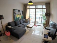 Chính chủ cần cho thuê căn hộ 2 phòng ngủ The Vista, view hồ bơi, full nội thất. LH 0909.842486