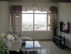 Cần cho thuê chung cư Bộ Công An, đường Số 3, P. Bình An, Q. 2, block A view đẹp, thoáng mát