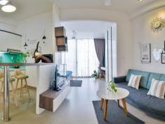 Cho thuê căn hộ dịch vụ Quận 2, diện tích 40m2, 1PN, nội thất cao cấp.