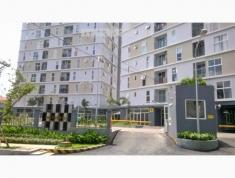 Cho thuê căn góc căn hộ Thủ Thiêm Sky, 2pn, full nội thất
