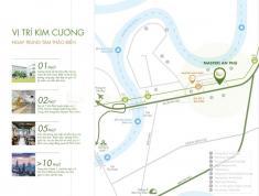 Nhận Booking Office Masteri An Phú , P. Thảo Điền – Q2, DT 24-50m2, 1.5 tỷ. LH 0906626505