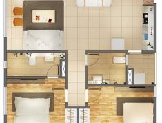 Bán căn hộ Citi Homes, Cát Lái, Q2, căn góc 72m2